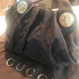 Gucci Hysteria Hobo Bag